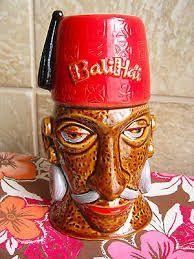 Mr. Bali Hai Fez Tiki Mug 60th ...