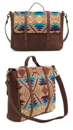 43b01ae04d Pendleton Bag-- Perfect for school or casual!