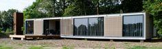 Panorama Prefab - Dingemans Architectuur   horeca - bedrijfsrestaurants - Den Bosch - Brabant -…