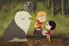 Мультики: Импортозамещение в анимации: олени супротив тюленей — Кино — Афиша-Воздух