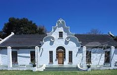 cape dutch architecture in south africa - Yahoo! Residential Architecture, Architecture Design, Cape Dutch, Dutch House, Dutch Colonial, South Africa, Holland, Facade, Exterior