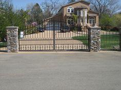 Wrought Iron Gates Carlsbad, Driveway Gates Carlsbad