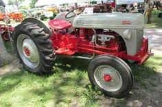 1948 ford 8n tractor barrett jackson auction company world s