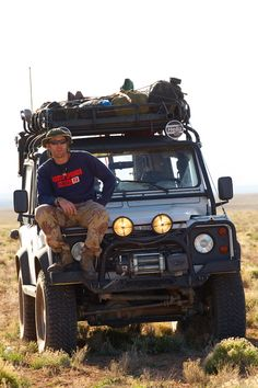 On Navajo territory on the way to a remote part of the Grand Canyon © 2013 Holt Webb. Land Rover Defender. #defender