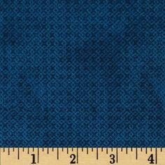 Essentials criss cross navy from fabricdotcom designed for wilmington