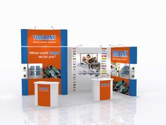 Exhibition Stand Design (709)