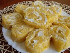 Corn Grits, Onion Rings, Polenta, French Toast, Snack Recipes, Food And Drink, Chips, Dinner, Breakfast