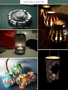 Fantastic Ideas to Recycle Soda Cans Fantastic Ideas t Tin Can Art, Soda Can Art, Upcycled Crafts, Diy And Crafts, Aluminum Crafts, Going Away Parties, Coke Cans, Soda Bottles, Projects To Try