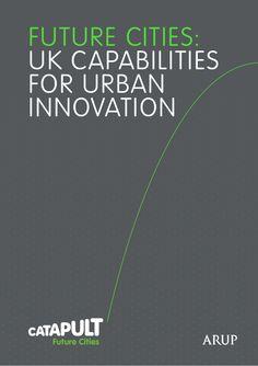 UK Capabilities for Urban Innovation