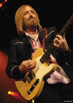 Tom Petty & Fender Telecaster