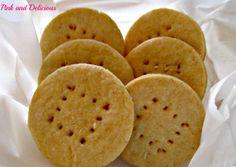 Rita crackers recipe - butter