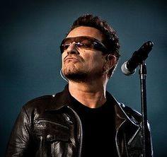 Bono U2 live at Glastonbury Friday_June_24th_2011