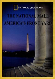 National Geographic: National Mall - America's Front Yard [DVD] [2015]