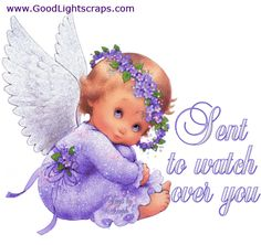 Ruth Morehead - This precious angel is sent from heaven above to watch over you & protect you with love ♥ Angel Images, Angel Pictures, Gif Pictures, Red Glitter, Glitter Images, Glitter Face, Angel Cartoon, Baby Engel, Sad Heart