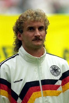 Rudi Voller (Germany), 1990