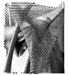 Joris Laarman Lab 3D Prints Cellular Aluminum Chair