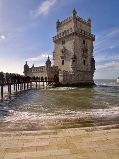 Photo diary of Belem & Lisbon from above - by -Girl in Florence   Photo: Belem Tower #portugal #travel