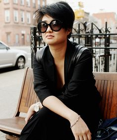 Meet Rammy Lee Park, the bad-ass, world-traveling designer behind Wanderluster who makes jewelry *and* movies.