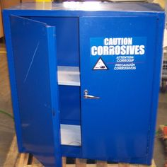 Used Corrosive Cabinet Used Cabinets, Lockers, Locker Storage, Furniture, Home Decor, Decoration Home, Room Decor, Home Furniture, Closets