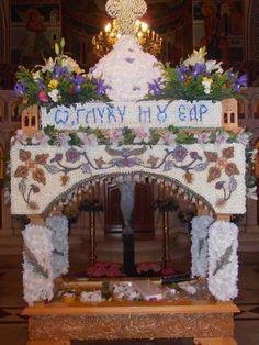 Greek Easter, Faith, Halloween, Altars, Ephemera, Altar, Loyalty, Believe, Religion