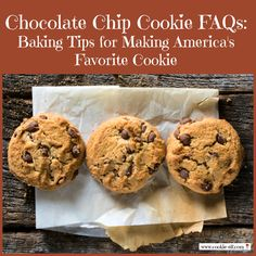 Chocolate chip cookie FAQs: easy baking tips to help you bake America's favorite cookie. Drop Cookie Recipes, Cake Mix Cookie Recipes, Cake Mix Cookies, Easy No Bake Cookies, Drop Cookies, Kiss Cookies, Christmas Cookies Kids, Cookies For Kids, Peanut Butter Cookies