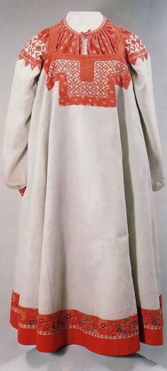 Russian Folk, Ethnic Dress, Russian Fashion, Folk Costume, Historical Costume, Color Combinations, Bell Sleeve Top, Tunic Tops, Blouse