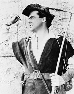 Richard Greene aka Robin Hood.