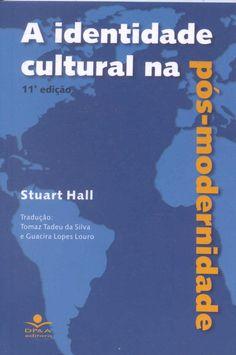 """""""é agora um lugar comum dizer que a época moderna fez surgir uma forma nova e decisiva de individualismo, no centro da qual erigiu-se uma nova concepção do sujeito individual e sua identidade. Isso não significa que nos tempos pré-modernos as pessoas eram indivíduos mais que a individualidade era tanto 'vivida' quando 'conceptualizada' de formas diferentes"""". Stuart Hall - A identidade cultural na pós-modernidade"""