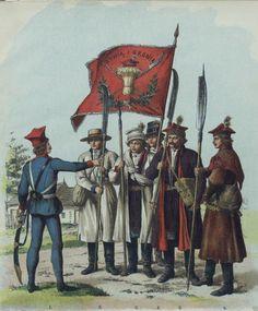 """Polish National Cavalry 1794 Wlery Eljasz Radzikowski Photographic Reprint 10x8""""…"""