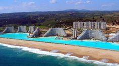 World's largest swimming pool, Chile