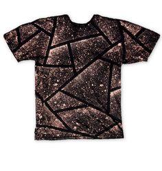 Идея декора футболки