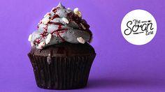 Dead Velvet Halloween Cupcake by Nick Makrides
