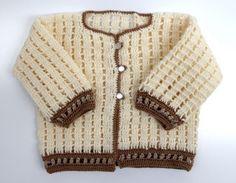 Casaquinho Bebe Croche Crochet Baby Clothes