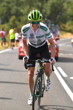 Benjamin King of The United States and Team Dimension Data White Combined Jersey / during the Tour of Spain 2018 Stage 9 a stage from. Benjamin King, Pro Cycling, Stage, United States, Biking