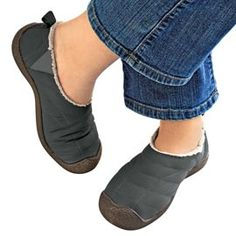 Quilted Toesters Slipper Shoes, Indoor/Outdoor Slippers, Machine Washable Slippers  
