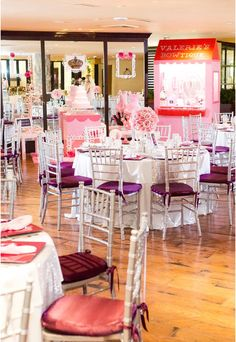 Pink, Diamonds And Pearls Baby Shower.., Glamorous And Classy