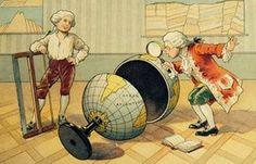 . Coutumes et traditions. Jeu du tour du monde, par Emile Levasseur. Apprendre en s'amusant. Histoire de France. Patrimoine. Magazine