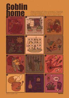 Witch Aesthetic, Aesthetic Art, Arte Sketchbook, Guache, Wow Art, The Hobbit, Wall Collage, Mood, Art Inspo