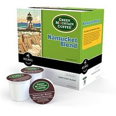 Nantucket Blend Coffee KCups for Keurig Brewers  Green Mountain Coffee Roasters 160 Count  Two 80 Count Boxes >>> You can find more details by visiting the image link. Note: It's an affiliate link to Amazon.