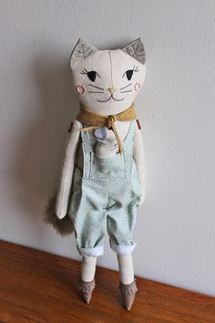 Filomeluna Cat Doll                                                                                                                                                     More
