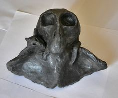 12 x 25 x 25 cm, 5kg, clay