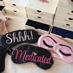 Medicated Eye Mask