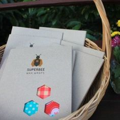 Three times the fun, three times the bee-auty, three times less plastic used – THE TRIPLE PACK!!! This product contains three Large SuperBee Wax Wraps, perfect for sandwiches, salad bowls and watermelon. Handmade from: 100% Cotton Beeswax Tree Resin Organic Coconut Oil Size: 3 x 33 cm x 33 cm