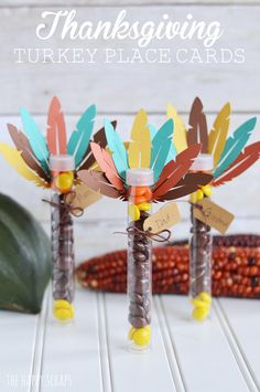 28 Thanksgiving Turkey Projects And Crafts Thanksgiving is one of those holidays where you can do cute turkey craft with the kids. These 28 Thanksgiving Turkey Projects and crafts will give you lots of ideas the family will enjoy! Thanksgiving Art Projects, Thanksgiving Place Cards, Thanksgiving Activities, Thanksgiving Turkey, Thanksgiving Decorations, Thanksgiving Countdown, Thanksgiving Recipes, Turkey Project, Turkey Craft