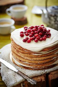 Medus kūka (Latvian honey cake recipe)