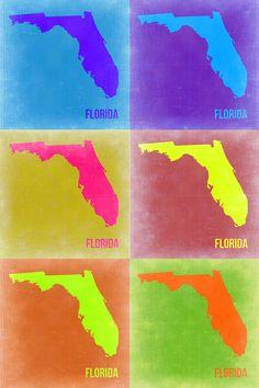 #Florida Pop Art