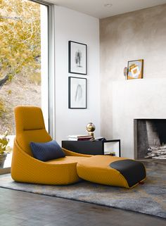Hosu Lounge by Patricia Urquiola for Coalesse