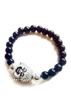 Cheerful Buddha Bracelet