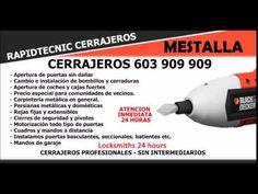 CERRAJEROS MESTALLA VALENCIA 603 909 909