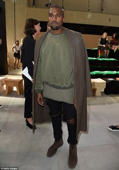 En vogue: Kanye West'sYeezy Boost 350 sneakers are retailing for thousands of dollars on eBay after the design from his collaboration with Adidas sold out within minutes on Saturday in the US